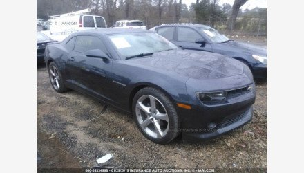 2014 Chevrolet Camaro LT Coupe for sale 101127875