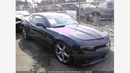2014 Chevrolet Camaro LT Coupe for sale 101128360