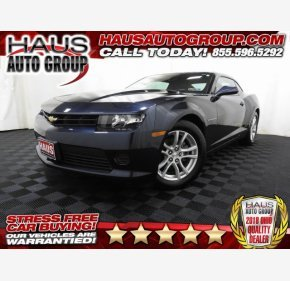 2014 Chevrolet Camaro LS Coupe for sale 101179515