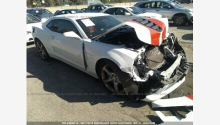 2014 Chevrolet Camaro SS Coupe for sale 101188328