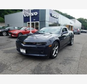 2014 Chevrolet Camaro LT Coupe for sale 101190228