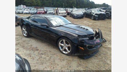 2014 Chevrolet Camaro SS Coupe for sale 101211096
