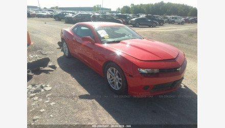 2014 Chevrolet Camaro LS Coupe for sale 101216694