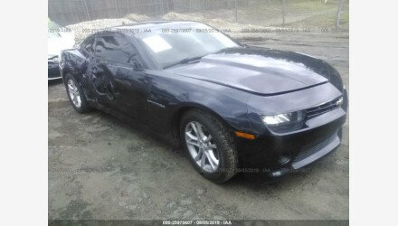 2014 Chevrolet Camaro LT Coupe for sale 101221017