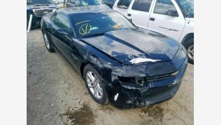 2014 Chevrolet Camaro LT Coupe for sale 101224426