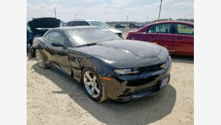 2014 Chevrolet Camaro LT Coupe for sale 101235328