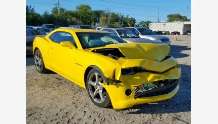 2014 Chevrolet Camaro LT Coupe for sale 101236427