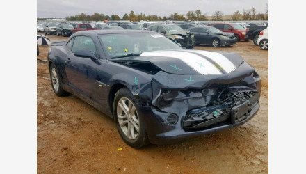 2014 Chevrolet Camaro LS Coupe for sale 101240562