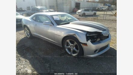 2014 Chevrolet Camaro LT Coupe for sale 101252091