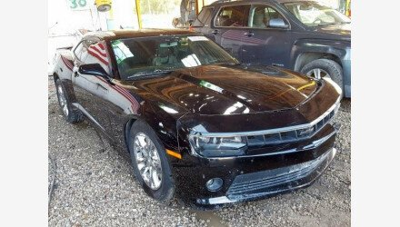 2014 Chevrolet Camaro LT Coupe for sale 101268156