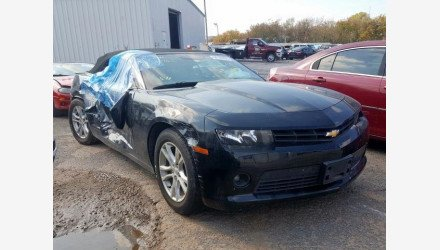 2014 Chevrolet Camaro LT Convertible for sale 101268177