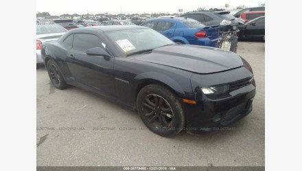2014 Chevrolet Camaro LS Coupe for sale 101270136