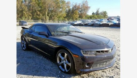 2014 Chevrolet Camaro LT Coupe for sale 101271499