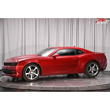 2014 Chevrolet Camaro LT Coupe for sale 101272857