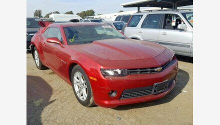 2014 Chevrolet Camaro LT Coupe for sale 101290202