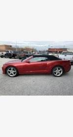 2014 Chevrolet Camaro SS Convertible for sale 101299362