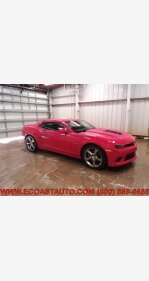 2014 Chevrolet Camaro SS Coupe for sale 101306740