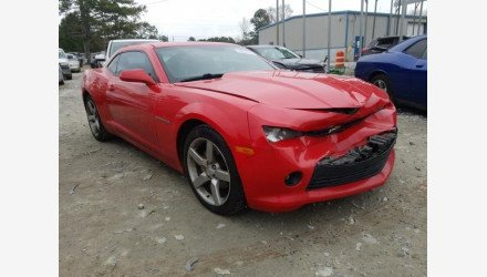 2014 Chevrolet Camaro LT Coupe for sale 101309849