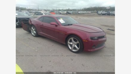2014 Chevrolet Camaro LT Coupe for sale 101320959