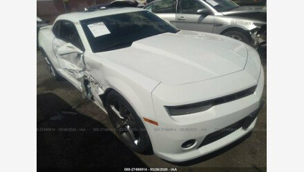 2014 Chevrolet Camaro LT Coupe for sale 101325994