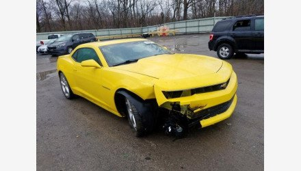 2014 Chevrolet Camaro LT Coupe for sale 101330933
