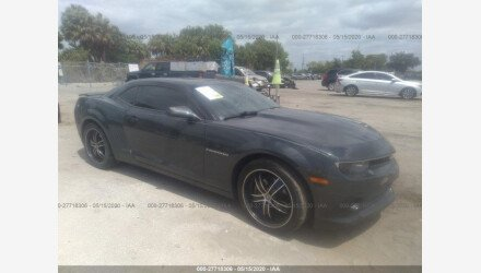 2014 Chevrolet Camaro LT Coupe for sale 101340542