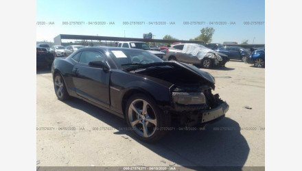 2014 Chevrolet Camaro LT Coupe for sale 101340645