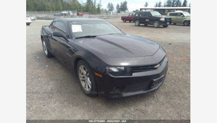 2014 Chevrolet Camaro LT Coupe for sale 101340690