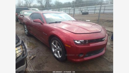 2014 Chevrolet Camaro LT Coupe for sale 101341564