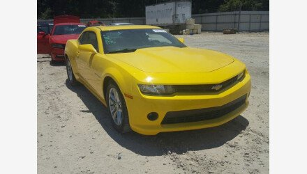 2014 Chevrolet Camaro LT Coupe for sale 101345619