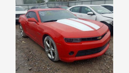 2014 Chevrolet Camaro LT Coupe for sale 101346573