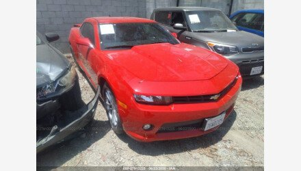 2014 Chevrolet Camaro LS Coupe for sale 101347146