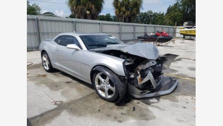 2014 Chevrolet Camaro LT Coupe for sale 101347688