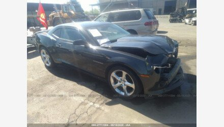 2014 Chevrolet Camaro LT Coupe for sale 101349724