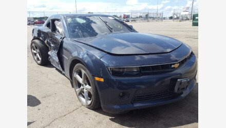 2014 Chevrolet Camaro LT Coupe for sale 101354421