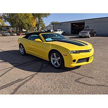2014 Chevrolet Camaro for sale 101382737
