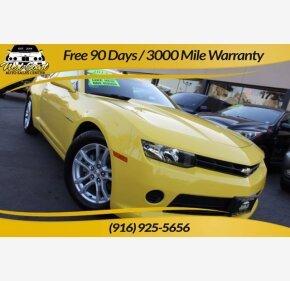 2014 Chevrolet Camaro for sale 101396672