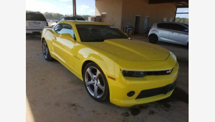 2014 Chevrolet Camaro LT Coupe for sale 101409841