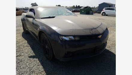 2014 Chevrolet Camaro LT Coupe for sale 101412314