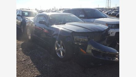2014 Chevrolet Camaro LT Coupe for sale 101412457