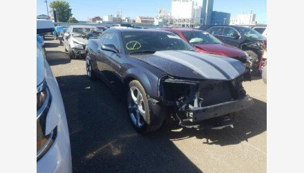 2014 Chevrolet Camaro LT Coupe for sale 101412986