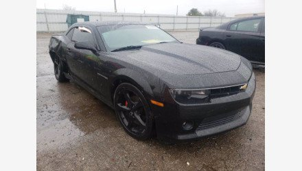 2014 Chevrolet Camaro LT Coupe for sale 101436094