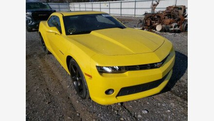 2014 Chevrolet Camaro LT Coupe for sale 101436788