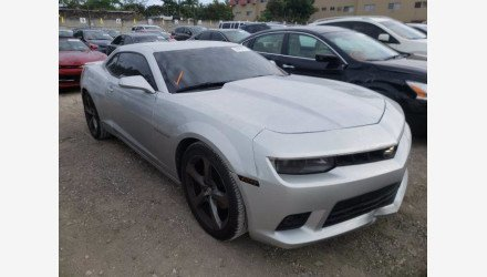 2014 Chevrolet Camaro LT Coupe for sale 101436870