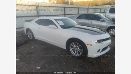 2014 Chevrolet Camaro LS Coupe for sale 101438078