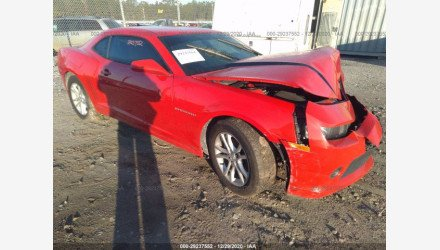 2014 Chevrolet Camaro LS Coupe for sale 101443521