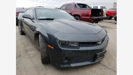 2014 Chevrolet Camaro LT Coupe for sale 101463347