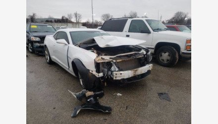 2014 Chevrolet Camaro LT Coupe for sale 101464035