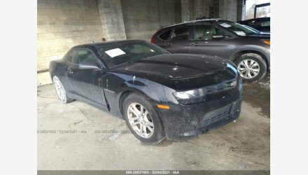 2014 Chevrolet Camaro LT Coupe for sale 101464790