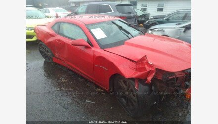 2014 Chevrolet Camaro LS Coupe for sale 101465178